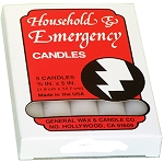 Emergency Candles Slow Burning Emergency Candles Slow Burning
